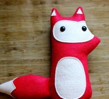 Liam the woodland fox – Made to Order