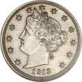 An unknown employee of the US Mint allegedly produced the 1913 Liberty nickels Us Coins, Rare Coins, Liberty, Initials, Auction, January 8, Allegedly, Olsen, Personalized Items