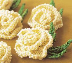 Cabbage Rose:  #knit #knitting #free #pattern #freepattern #freeknittingpattern #freeFlowersKnittingPatterns
