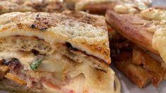 Cookbook Recipes, Cooking Recipes, Street Food, Lasagna, Sandwiches, Toast, Ethnic Recipes, Chef Recipes, Lasagne