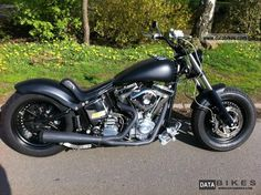 2004 Harley Davidson  Softail Custom Bike Motorcycle Chopper/Cruiser photo