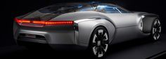 The Corbusier concept has LED tail lights and an LED-illuminated interior