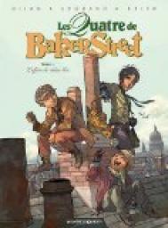 3 jeunes détectives amis de Sherlock Holmes mènent l'enquête dans les rues de Londres.