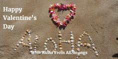 Happy Valentine's Day With Aloha From AllSarongs