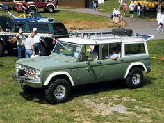 Custom Build 1969 Vintage Ford Bronco