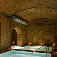 Aire de Barcelona spa - the BEST place to relax in the city (and the prices are good, too!)