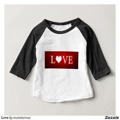 Love Baby T-Shirt #Love #Heart #Holiday #Fashion #Shirt #Tshirt #Tee