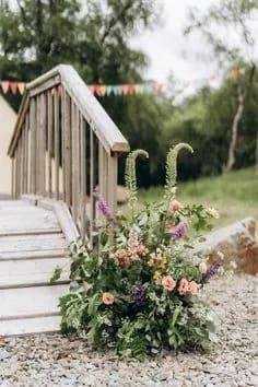 Beautiful boho wedding in Ireland Wild Flower Meadow, Wild Flowers, Irish Wedding, Boho Wedding, Intimate Weddings, Real Weddings, Wedding Colors, Wedding Flowers, Wedding Ceremony Decorations