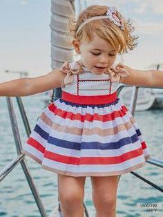 Baby dress 189v by Miranda