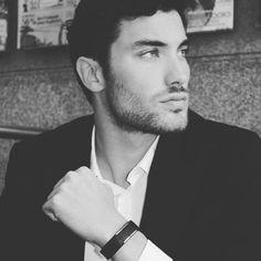 Model-Athlete Clement Becq-Rendez vous chez Lagardère pour Polar