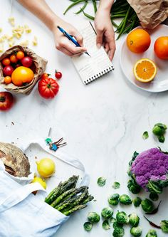 Market Math Cookbook | Eva Kolenko Photography