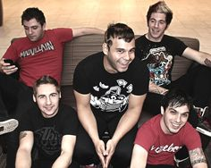 "NEWS: The pop punk band, Patent Pending, have announced a UK headlining tour, called the ""Spring Break Tour 2016,"" for April. Details at http://digtb.us/1ThMAeS"