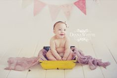 baby girl photo www.DianaWhytePhotography.com
