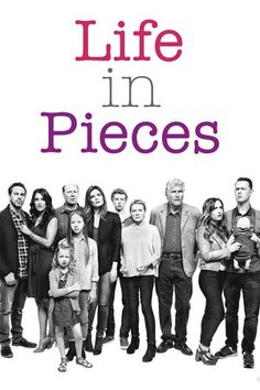 Life in Pieces ) Created by Justin Adler. With Colin Hanks, Betsy Brandt, Thomas Sadoski, Zoe Lister-Jones. A family comedy told through the separate stories of different family members. Colin Hanks, Tom Hanks, Dj Qualls, Emily Watson, Tony Goldwyn, Jessica Brown Findlay, Tessa Thompson, Michael Sheen, Crystal Reed