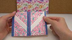 DIY Filofax Idee für Karten Visitenkarten, Kreditkarten etc. im Filofax ...