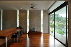 Sunset Terrace House by a_collective