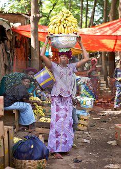 market, Bamako,  Mali (2013)   London News Pictures