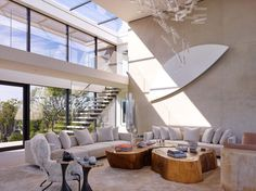 Long Island House by Stelle Lomont Rouhani: Love the windows