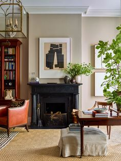 Greenwich Village, Architectural Digest, New York City Apartment, City Apartments, Apartment Office, Apartment Goals, Apartment Living, Modern Architecture House, Sustainable Architecture