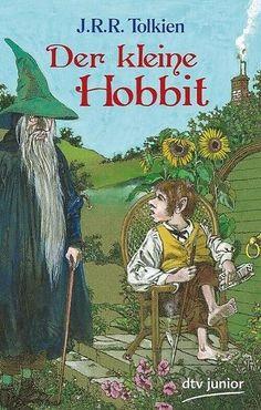 Der kleine Hobbit  von J. R. R. Tolkien. Bücher | Orell Füssli