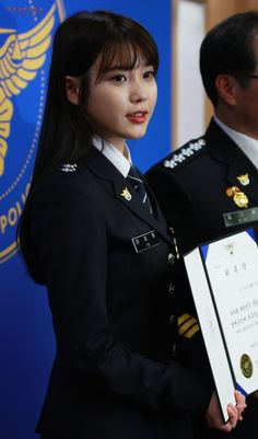 IU's Appointment Ceremony as Honorary Policewoman (Fanphotos by Redmoon)
