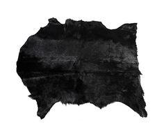 Geitenvel Heidi, zwart, 90 x 60 cm http://westwing.me/blackgold