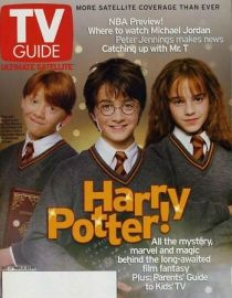 Old TV Guide Covers | on this week s cover it was one of four covers released by tv guide ...