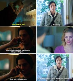 "Riverdale 2x13 ""Chapter Twenty-Six: The Tell-Tale Heart"""