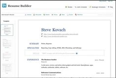 Resume Builder For Microsoft Word   Http://topresume.info/resume