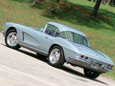 1962 62 Corvette Hard Top Classic Mahogany Wood Wooden Desk Model Sports Car New