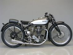 1936 Norton M40 International