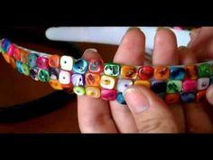 Tienes un collar que no utilizas?... NO LO TIRES! - YouTube