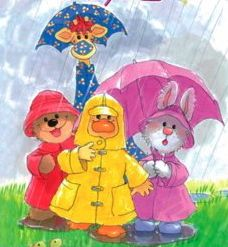 April showers - I have always LOVED Suzi's Zoo!!