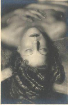 Portrait of a woman. Lina Corsino, Emilio Sommariva 1933