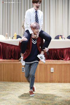 GOT7 Mark + Youngjae