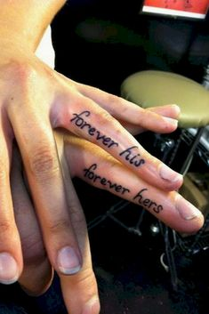 38 Couple Tattoos Ideas for This Valentine