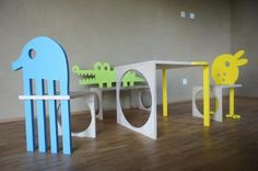 Ta.Ta. Unconventional Design For Kids: eZOOp collection