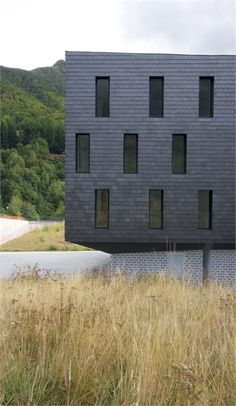 Social housing for mine-workers, Degaña, Asturias, Spain by zon-e architects