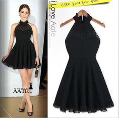 vestido preto curto - Pesquisa Google