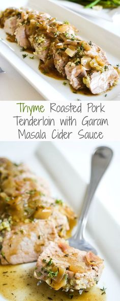 Thyme-Roasted Pork T