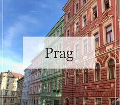 Weekendtur til Prag - Mia Emilie Persson Multi Story Building, Prague