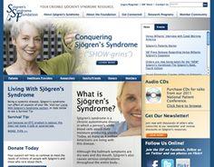 Sjogren's Treatment | Learn more about dry eye caused by Sjogren's syndrome on the Sjogren's ...