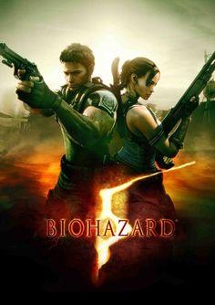 "1 2 3 4 5 6 Biohazard Zombie Shoot TV Game 21/""x13/"" Poster 031 Resident Evil"