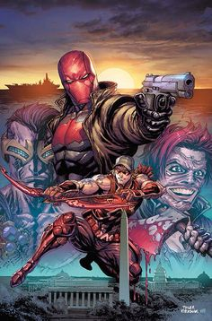 Arsenal and Red Hood