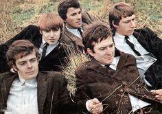 The Yardbirds when it still featured Eric Clapton.