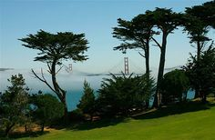 The fog-shrouded Golden Gate Bridge is seen in San Francisco