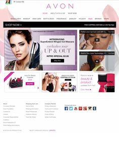 I'm so excited to share this from Avon! Shop the latest products online anytime, at my eStore! Please don't hesitate to contact me with any questions. I am proud to be an Avon Representative!