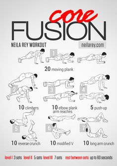 Fusion Abs & Core Workout! #fitness #PinYourResolution #fit2014 #abs #workout #workoutroutine