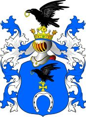 Ślepowron Coat of Arms
