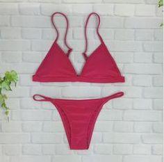 Wine Micro Bikini